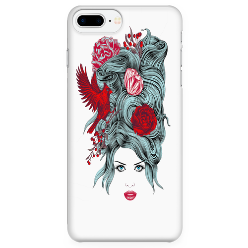 Winter Queen Phone Case