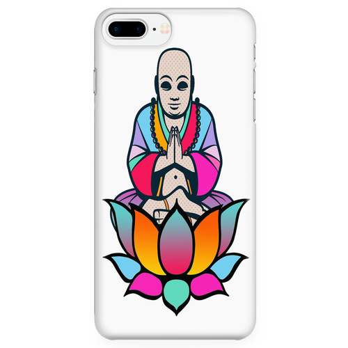 Lotus Buddha Phone Case