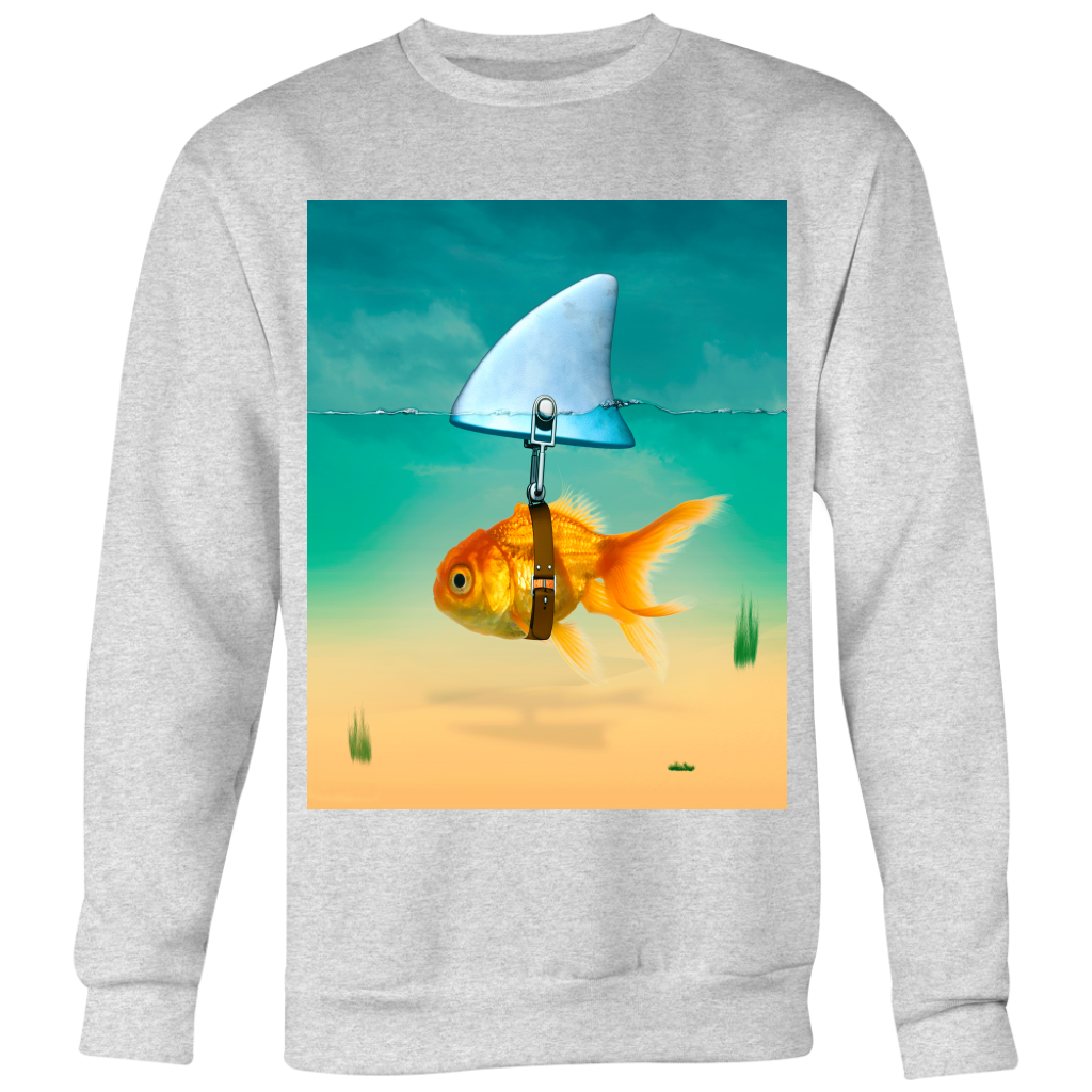 Gold Fish Sweatshirt