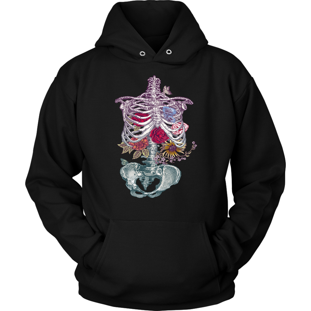 Flowers From Within Hoodie