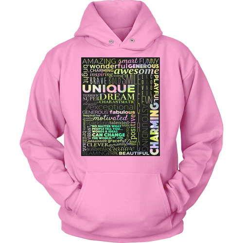 Positivity Can Change The World Hoodie