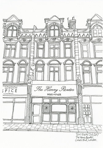 Henry Reader Pub by Tom Nixon