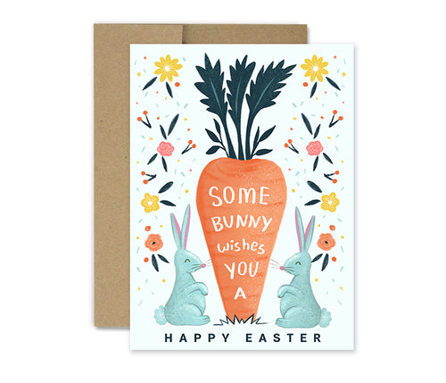 Some Bunny - Easter Holiday Card