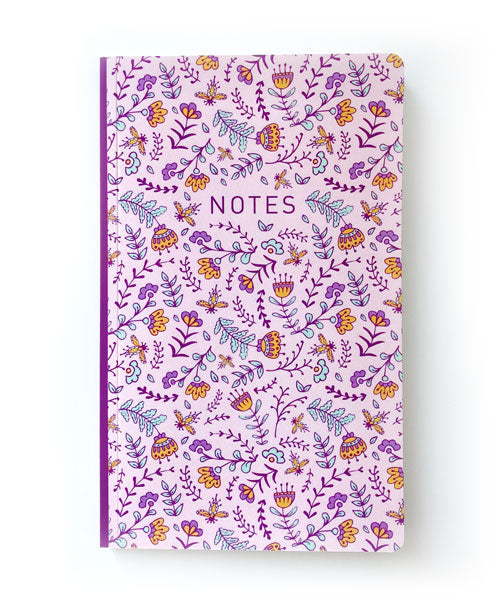 Fabulous Florals - Notebook