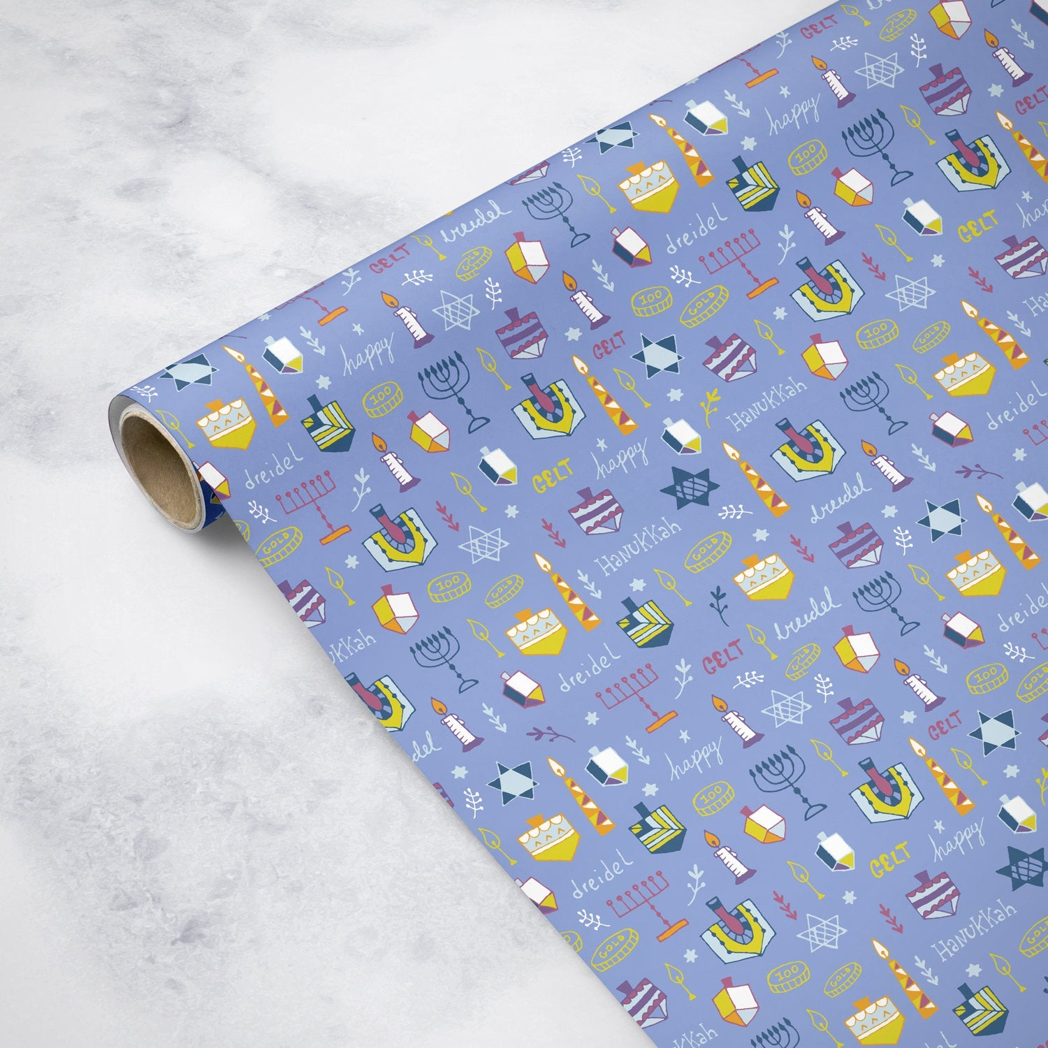 Hanukkah - Wrapping Paper