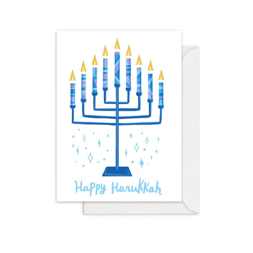 Hanukkah - Holiday Card