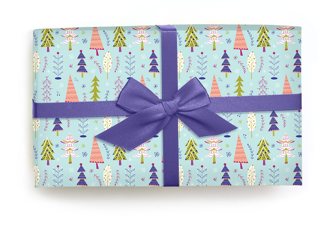 Christmas Trees- Wrapping Paper