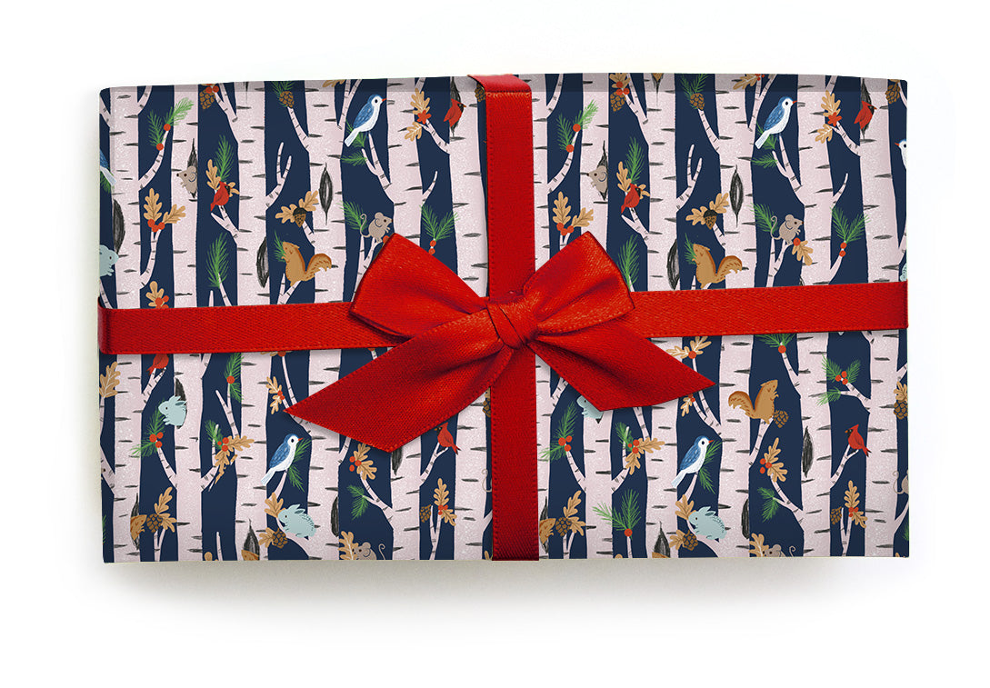 Woodland - Wrapping Paper