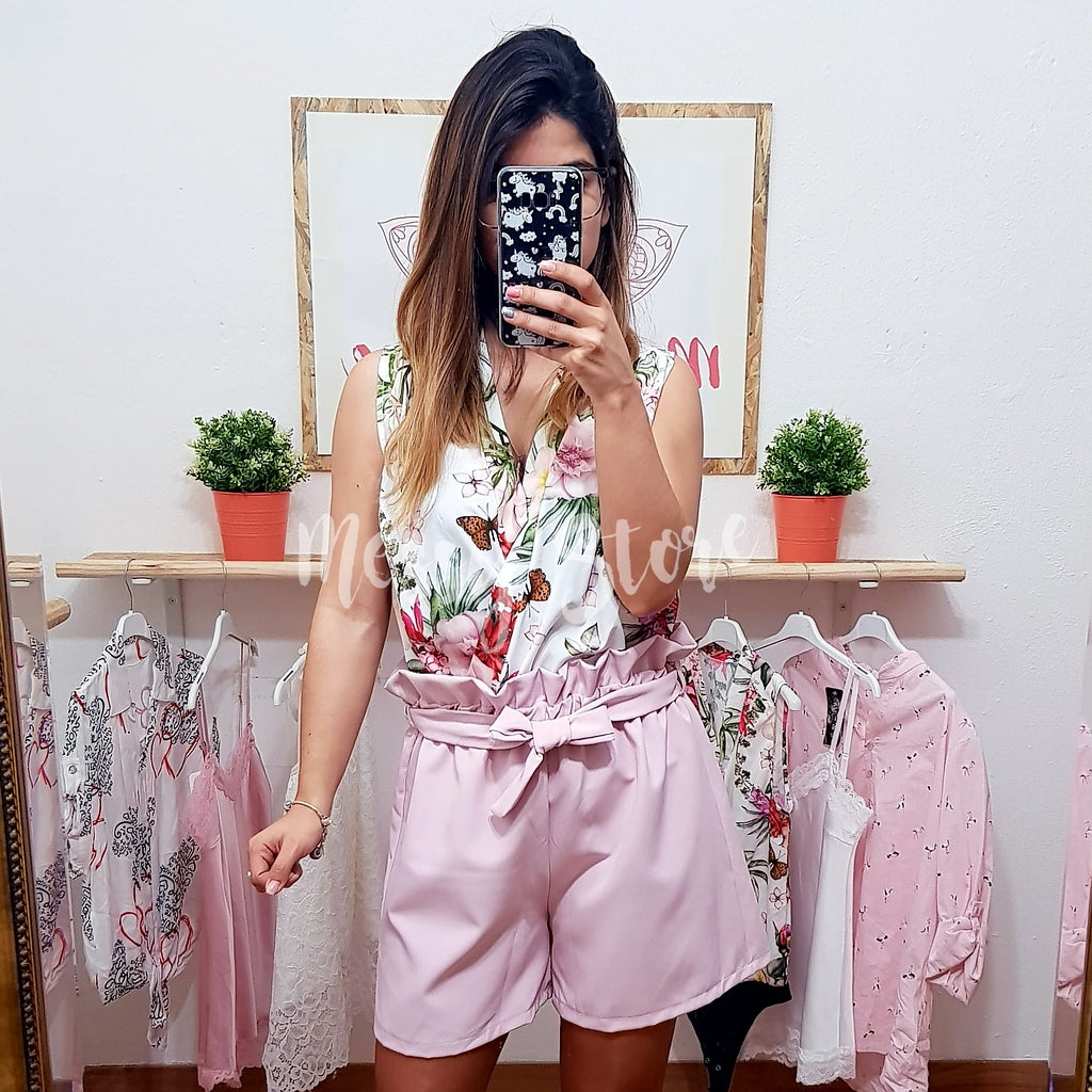 Body Carolina Branco - Messy Store