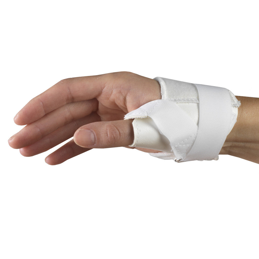 --Side of SOFT THUMB STABILIZER--