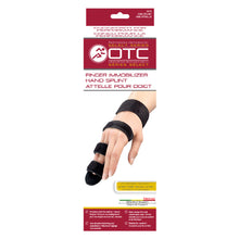 2075 / FINGER IMMOBILIZER HAND SPLINT / PACKAGING