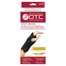 2365 / WRIST BRACE WITH ADJUSTABLE THUMB STRAP / PACKAGING