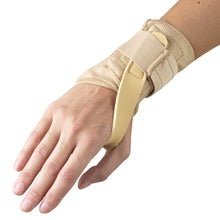 Rear of OCCUPATIONAL WRIST SUPPORT