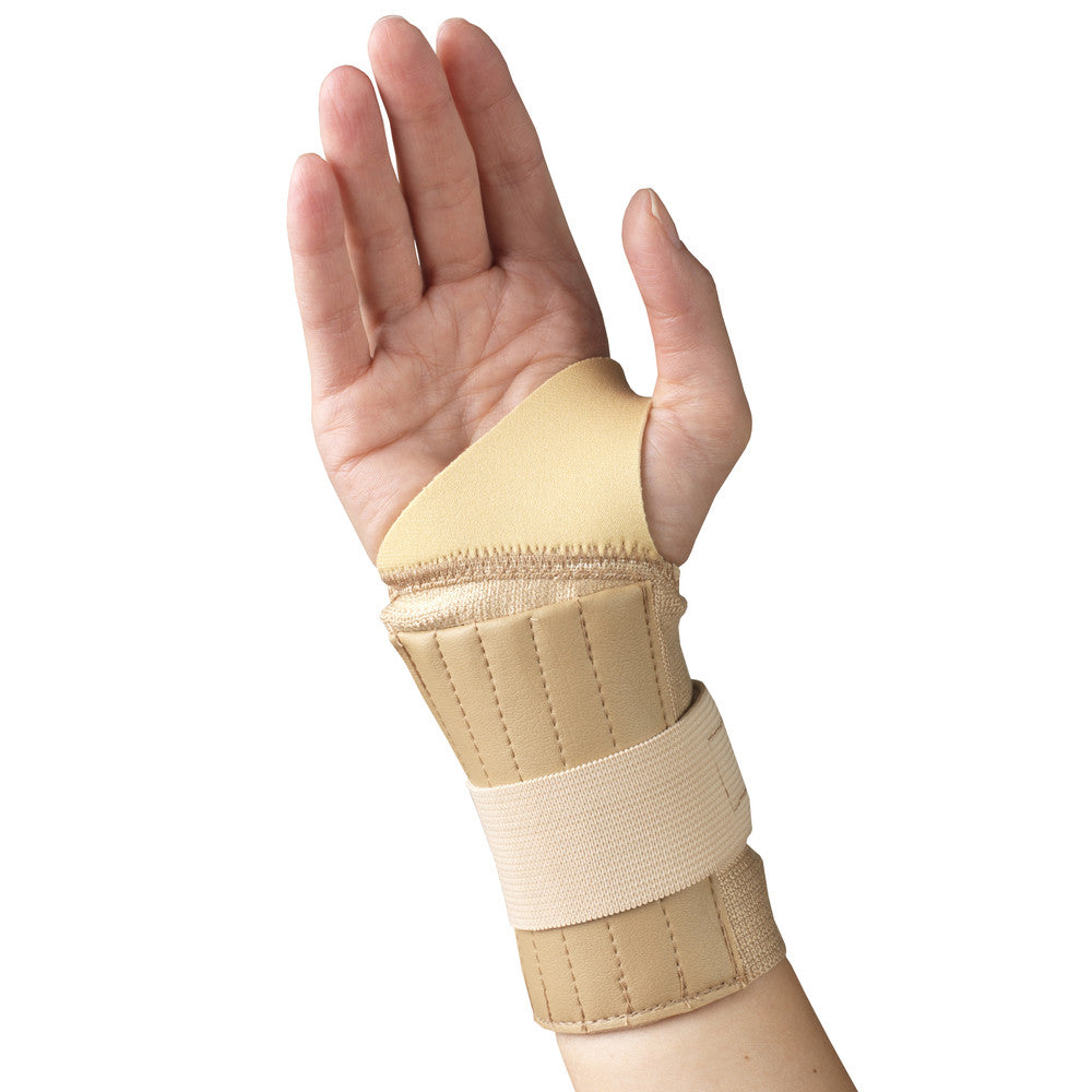 --Front of OCCUPATIONAL WRIST SUPPORT--