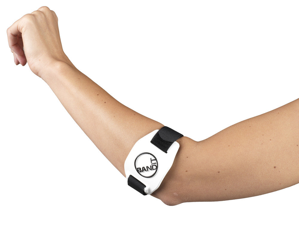 --Front of  BAND-IT THERAPEUTIC FOREARM BAND--