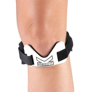 Front of KNEED-IT THERAPEUTIC KNEE GUARD