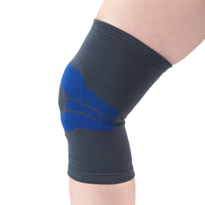 Side of KNEE SUPPORT WITH COMPRESSION GEL INSERT