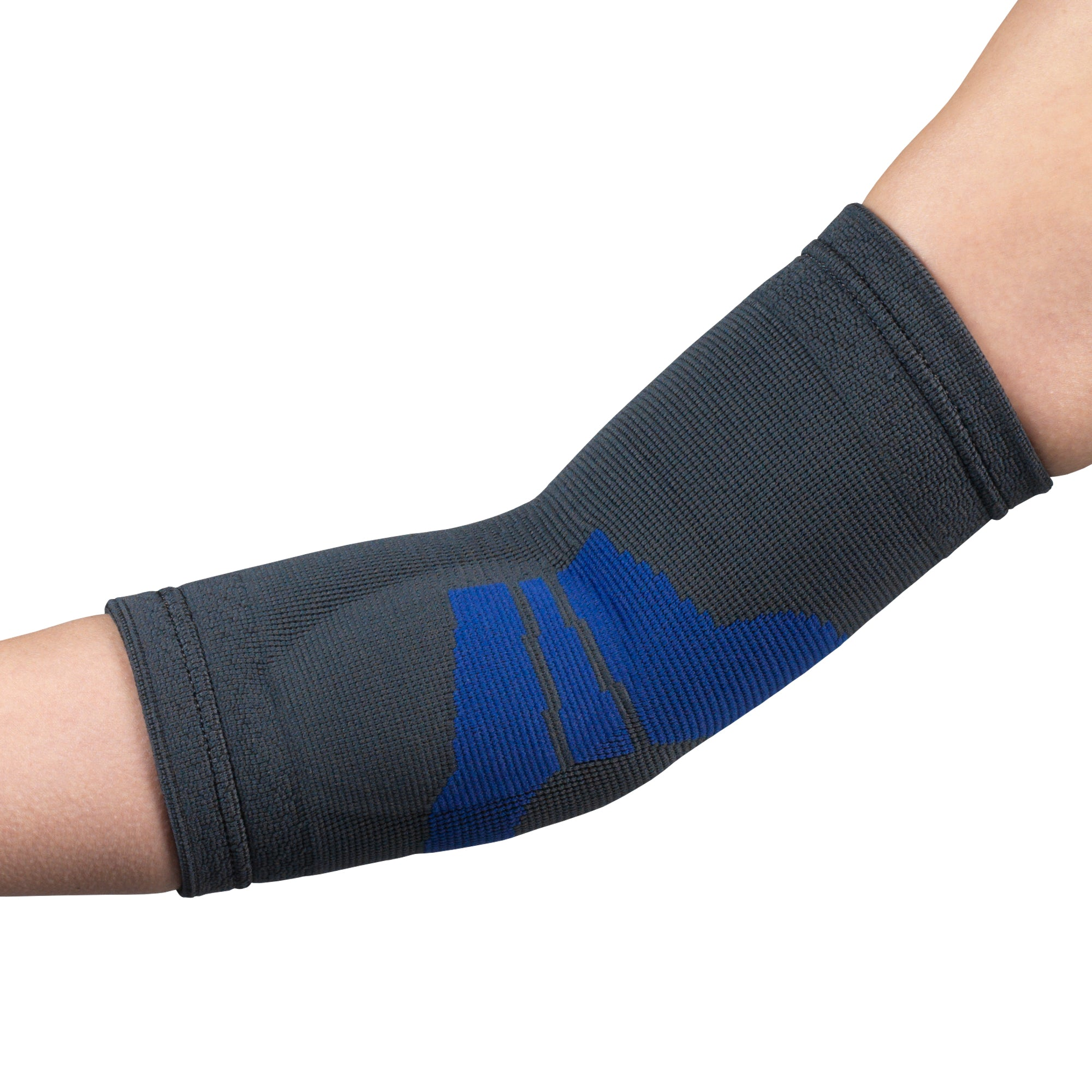--Side of ELBOW SUPPORT WITH COMPRESSION GEL INSERT--