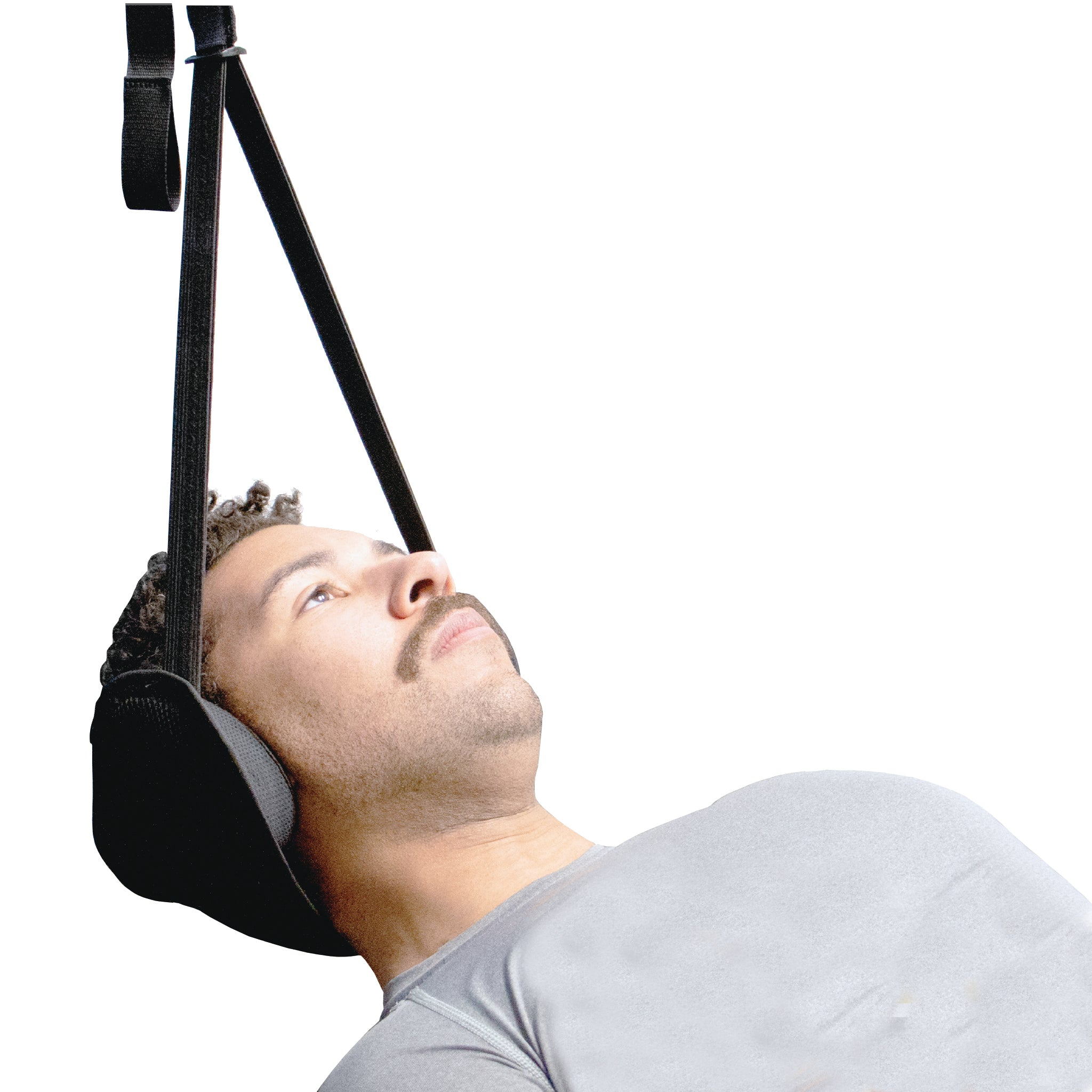 --2505 / Neck Traction Hammock / Cervical Traction Device--
