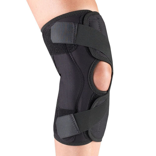 Side of ORTHOTEX KNEE STABILIZER WRAP FOR OA