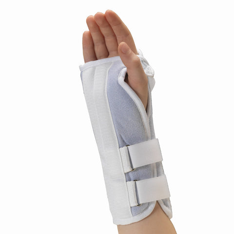 Rear of KIDSLINE WRIST SPLINT - SOFT FOAM