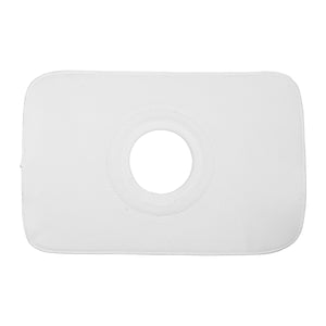 "Front of Front of OTC OSTOMY AND HERNIA SUPPORTS with 9"" binder and 4"" pad"