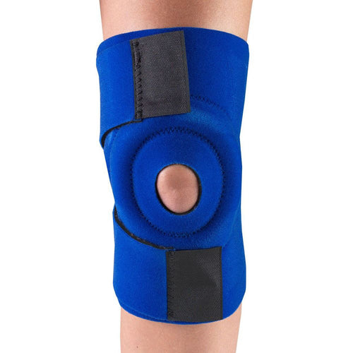 Front of NEOPRENE KNEE WRAP