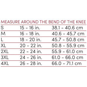 2543 / ORTHOTEX KNEE STABILIZER - HINGED BARS