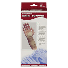 Front packaging of OCCUPATIONAL WRIST SUPPORT