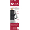 Rear of TECH-EZ POSTURE BRACE packaging