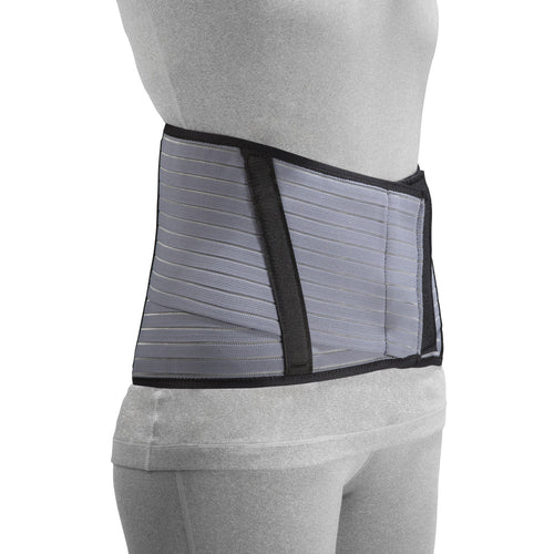 Side view of CRISS-CROSS PANEL SACRO BRACE