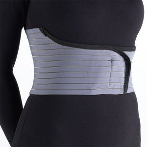 "Front of SELECT SERIES 6"" RIB BELT FOR WOMEN"