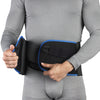 Adjusting TRUTEK LUMBOSACRAL ORTHOSIS