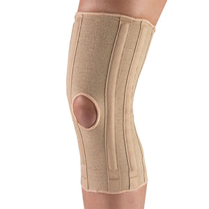 Front of KNEE SUPPORT - SPIRAL STAYS