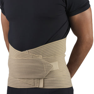 Side view of LUMBOSACRAL SUPPORT - ABDOMINAL UPLIFT
