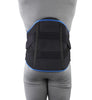 Rear of TRUTEK LUMBOSACRAL ORTHOSIS