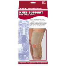 OTC 2553, Knee Support with Spiral Stays