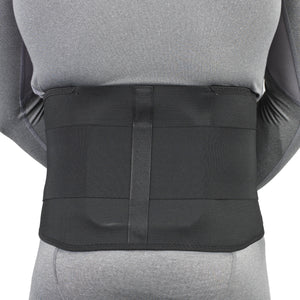 Rear of LUMBOTEK LUMBOSACRAL SUPPORT