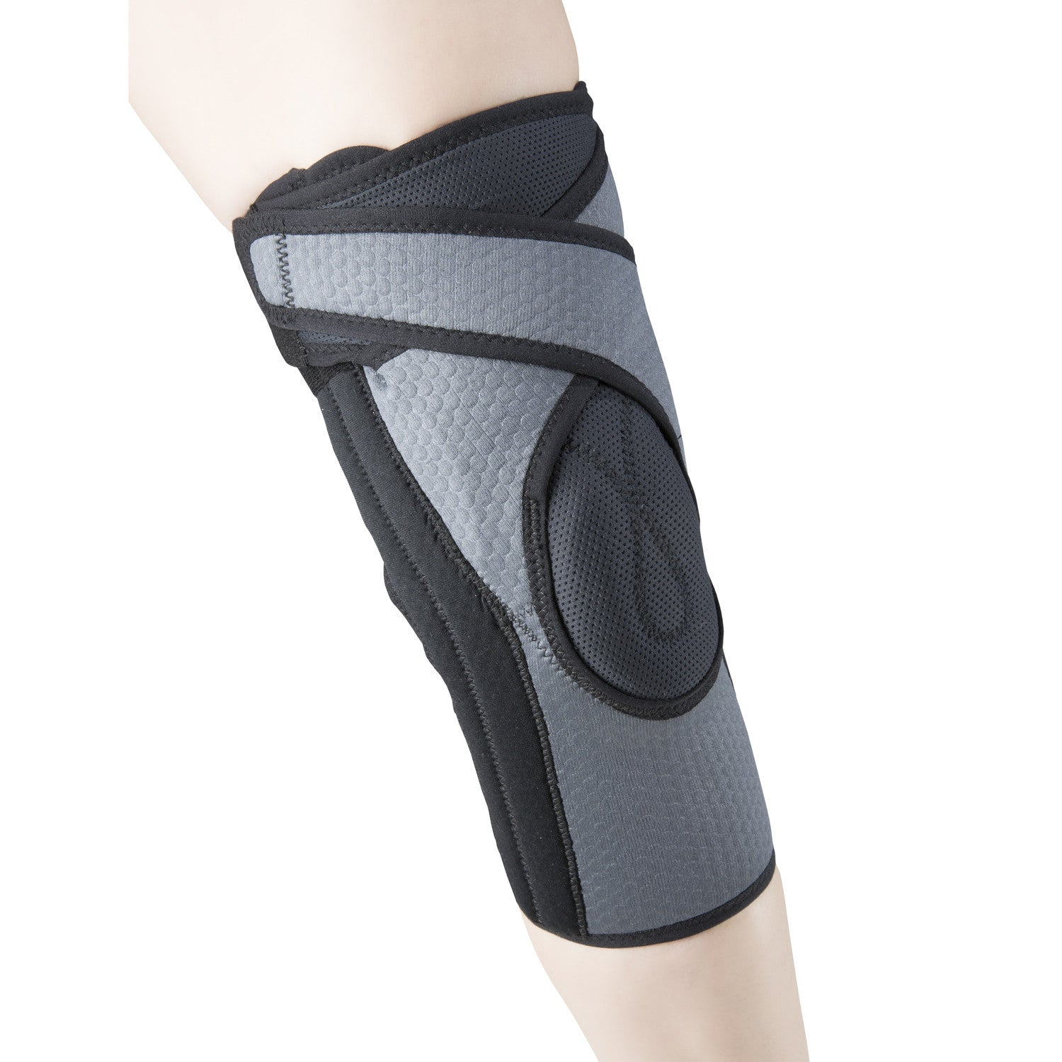--Front of AIRMESH KNEE SUPPORT WITH PATELLA UPLIFT--