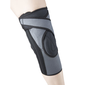 Front of AIRMESH KNEE SUPPORT WITH PATELLA UPLIFT