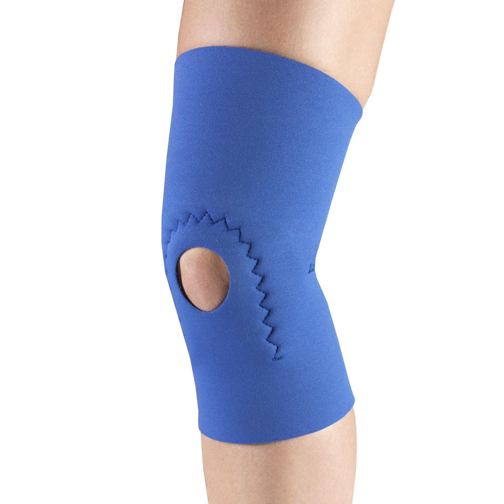 --Front of NEOPRENE KNEE SLEEVE-HOR SHU PAD--