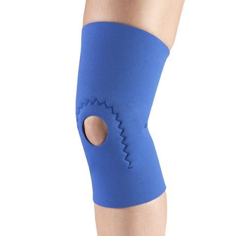 Front of NEOPRENE KNEE SLEEVE-HOR SHU PAD