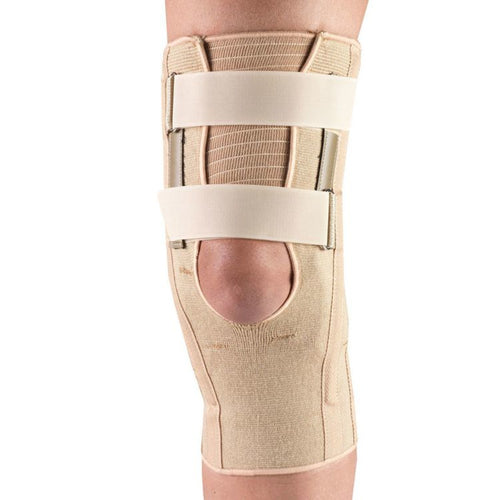 OTC 2555, Knee Support with Condyle Pads And Expansion Panel
