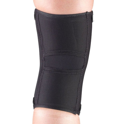 Rear of ORTHOTEX KNEE SUPPORT - STABILIZER PAD