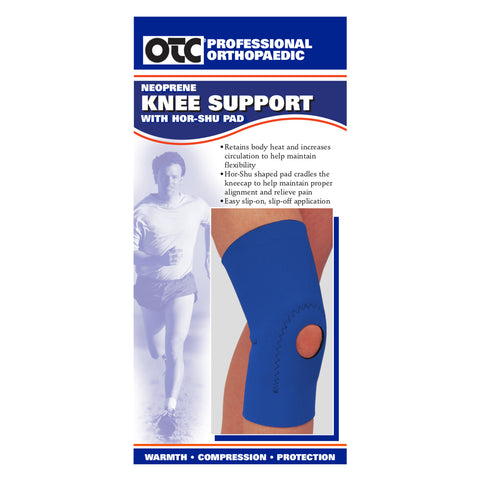 Front packaging of NEOPRENE KNEE SLEEVE-HOR SHU PAD
