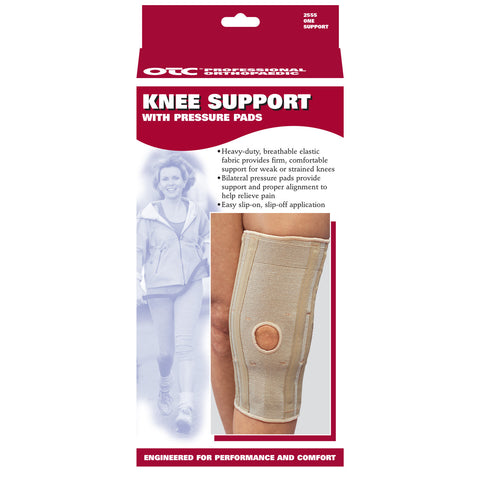 Front packaging of KNEE SUPPORT - CONDYLE PADS