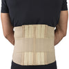 Rear of LUMBOSACRAL SUPPORT - ABDOMINAL UPLIFT