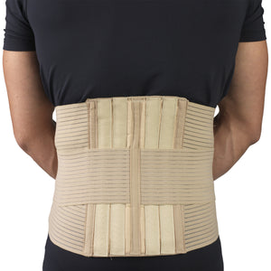 OTC 2893, Lumbosacral Support with Abdominal Uplift
