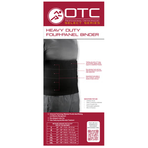 OTC 2510, Select Series Heavy Duty Four-Panel Binder