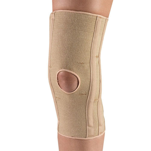 Front of KNEE SUPPORT - CONDYLE PADS